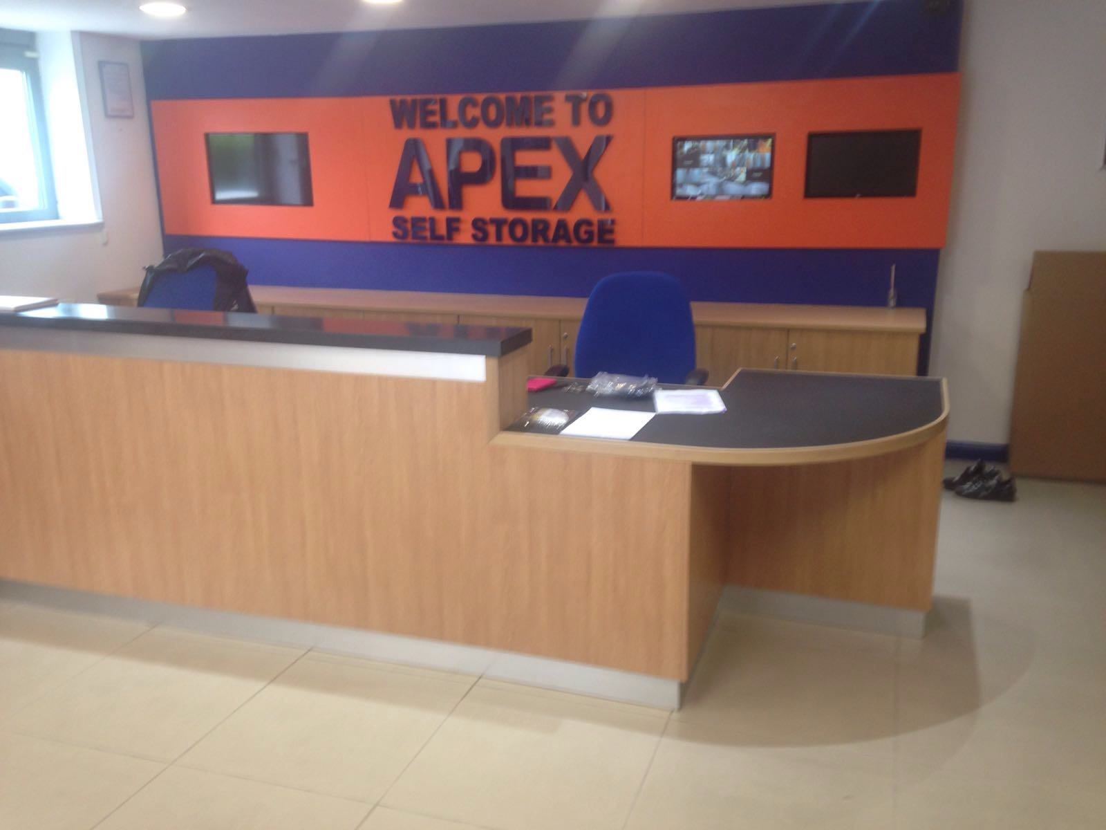 Apex Storage