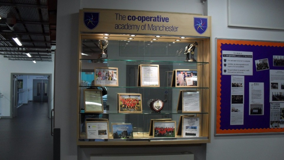 The Co-operative Academy Of Manchester